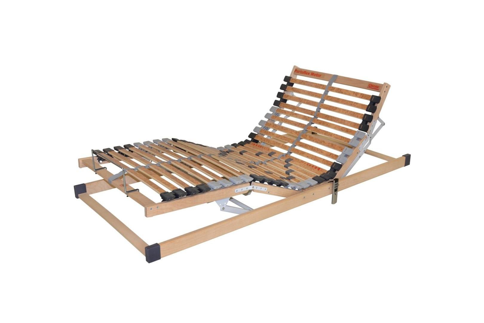Ahorn PMM - motorový postelový rošt s nosností až do 150 kg 140 x 220 cm