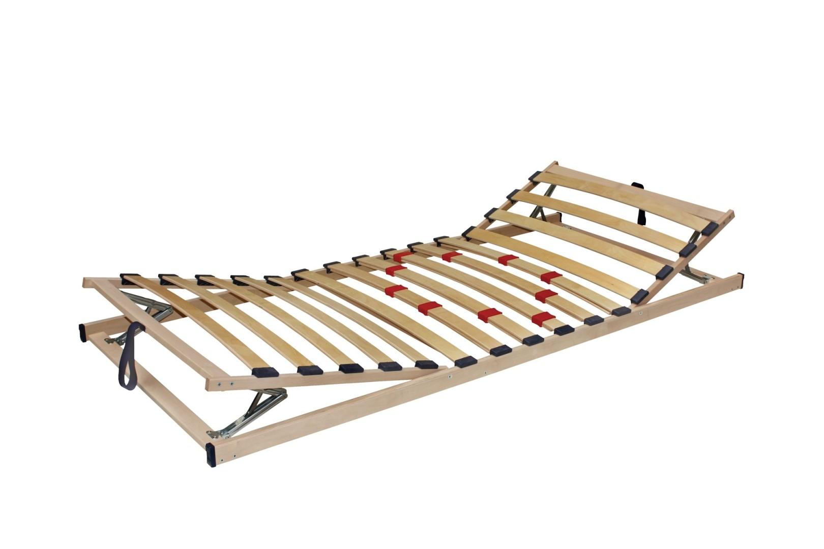 Ahorn OMEGA HN - postelový rošt s polohováním pro občasné přespání 80 x 200 cm