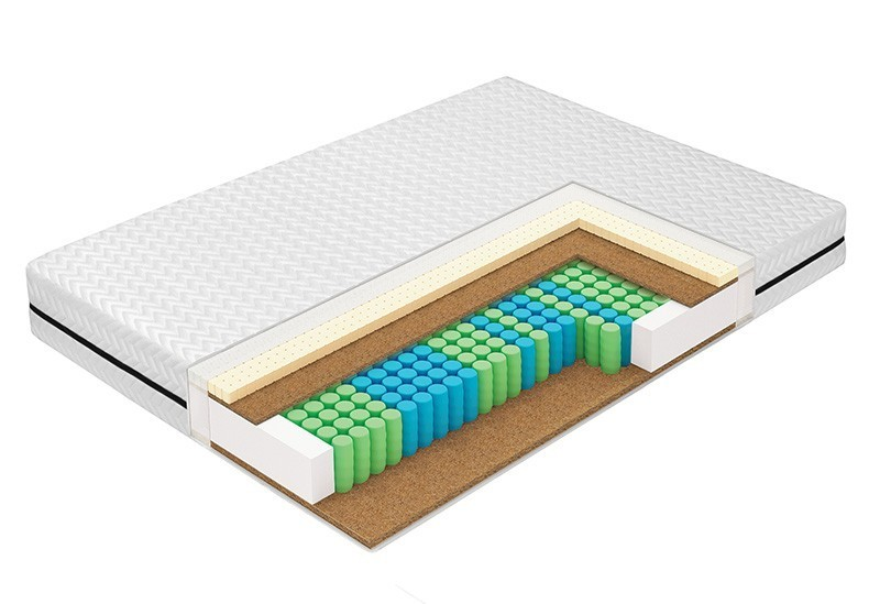 Ahorn Matrace ANNY 21 - taštičková matrace 180 x 200 cm, snímatelný potah