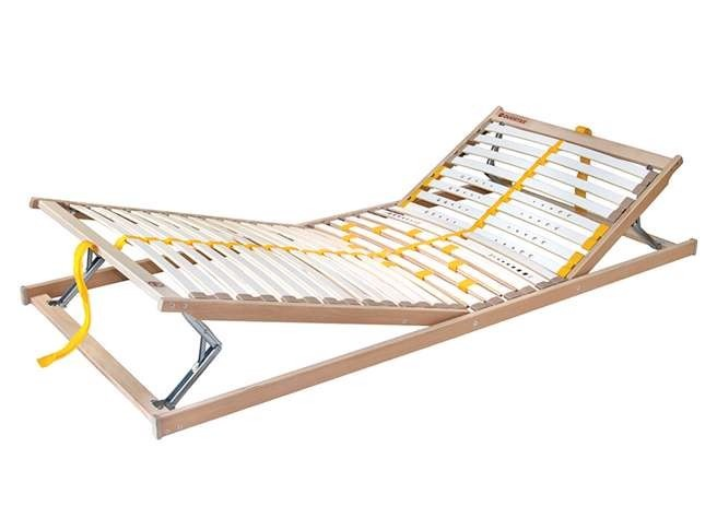 Levně Ahorn DUOSTAR HN - lamelový postelový rošt s manuálním polohováním 80 x 200 cm