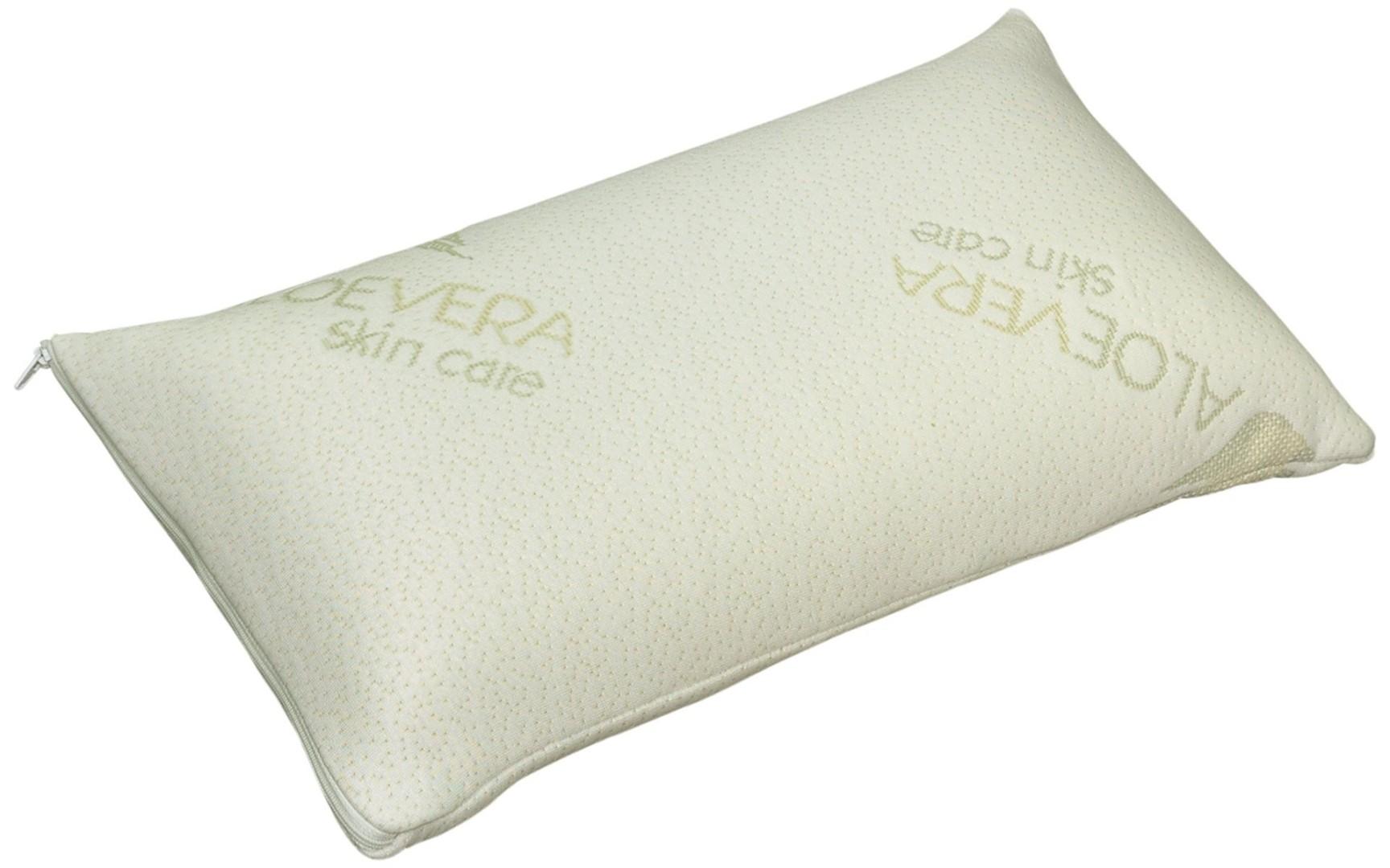 Materasso POPULAR - polštář s tvarovou pamětí, líná pěna, snímatelný potah