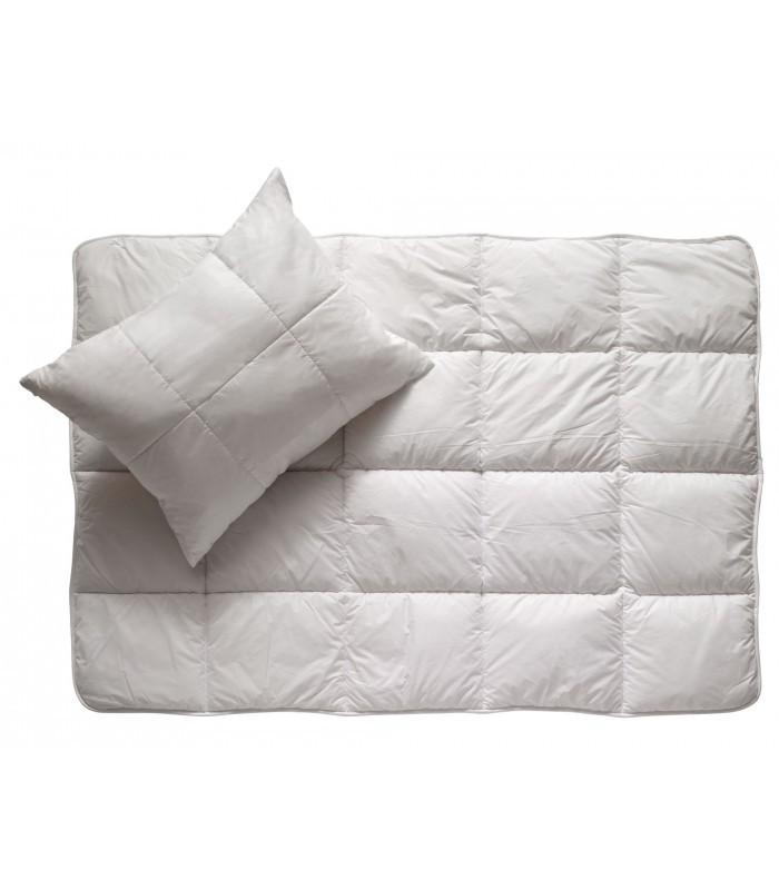 Moravia Comfort SOFT 95 - lůžkoviny s praním na 95 °C - přikrývka extra hřejivá dvojitá 140 x 200 cm (700 + 900 g), s dutým vláknem