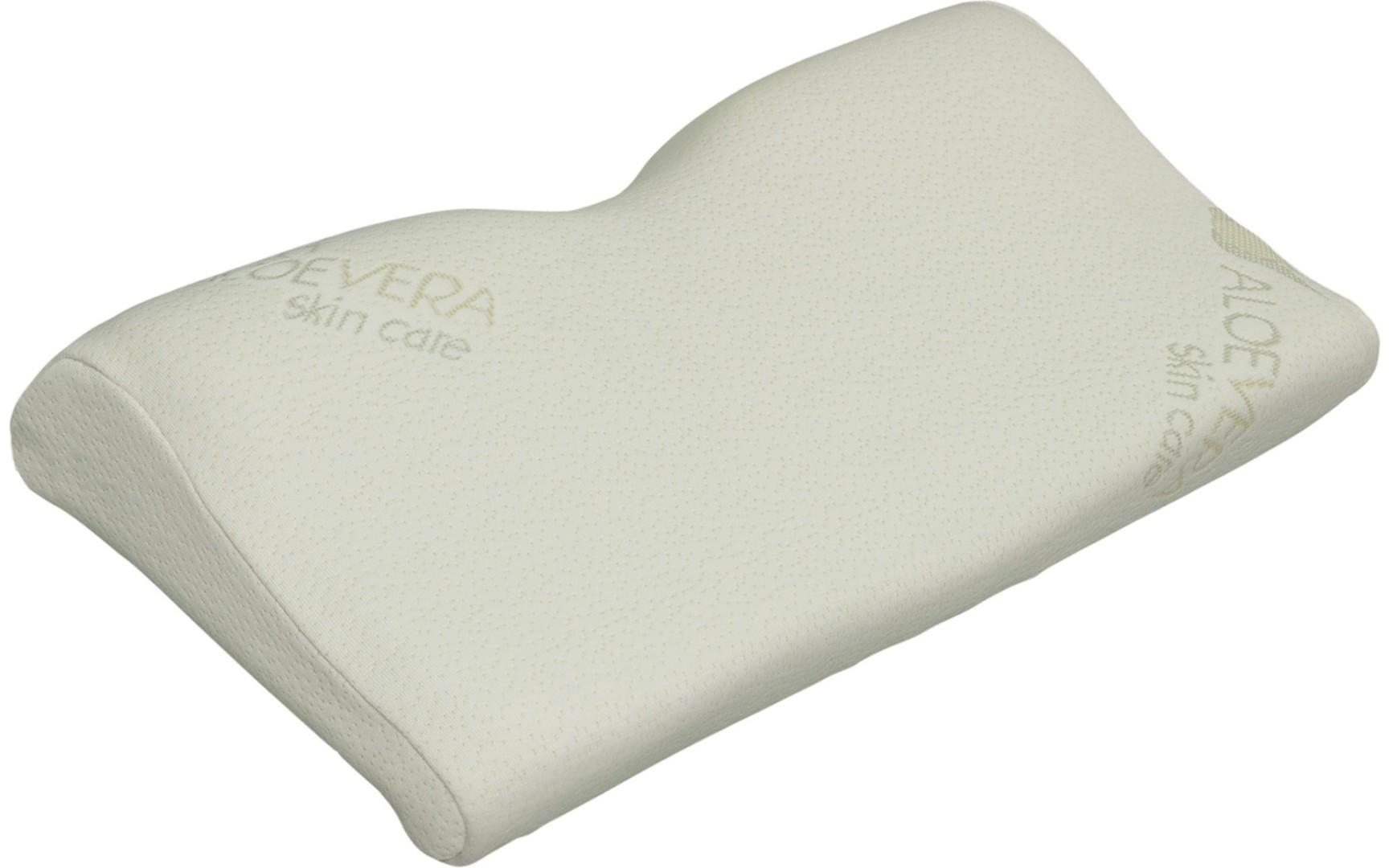Materasso MADRID - polštář s tvarovou pamětí, líná pěna, snímatelný potah