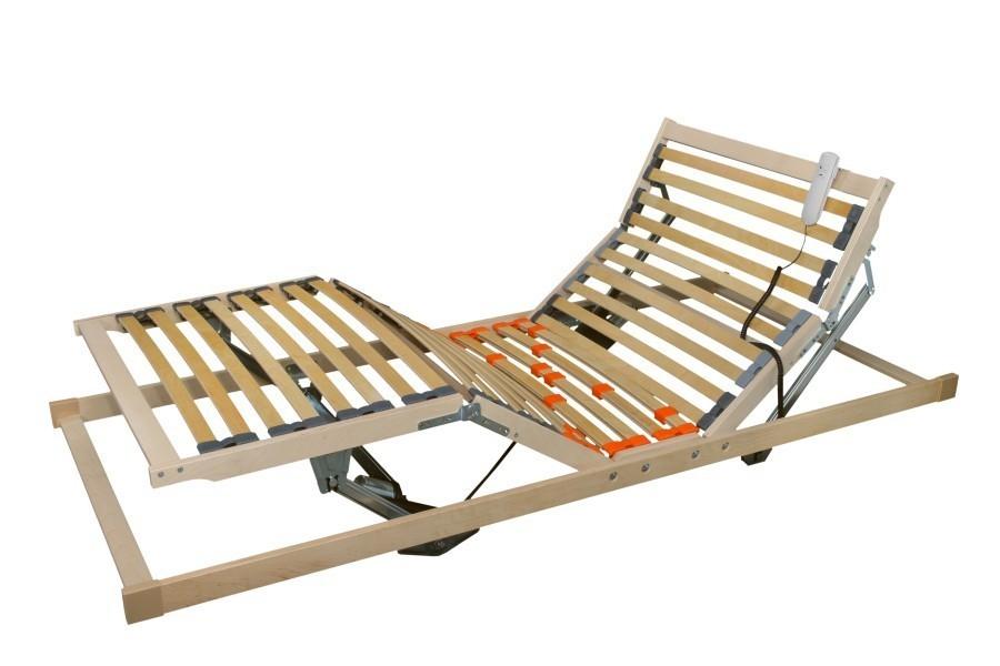 Tropico DOUBLE EXPERT MOTO - lamelový rošt s motorovým polohováním 120 x 200 cm